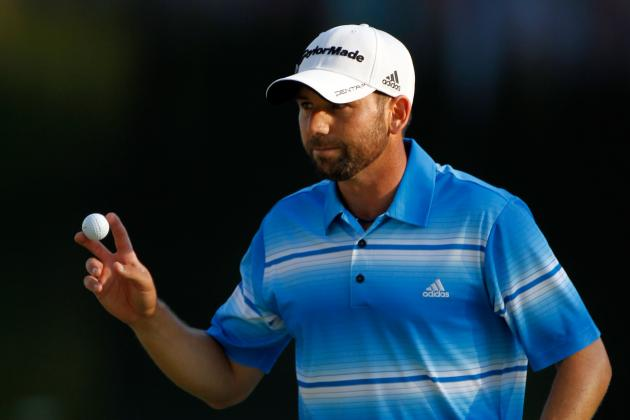 Masters 2012: Sergio Garcia Says He's 'Not Good Enough' To Win Major