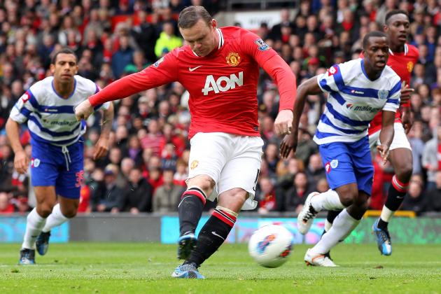 Manchester United 2-0 QPR: Lead Extended
