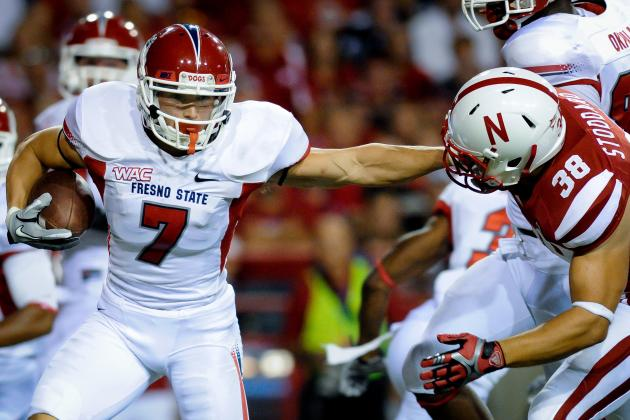 NFL Draft Sleeper: Electrifying Fresno State Receiver/Returner Prospect