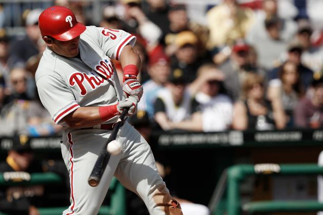 Philadelphia Phillies: Why Moving Carlos Ruiz Up in the Order Makes Sense