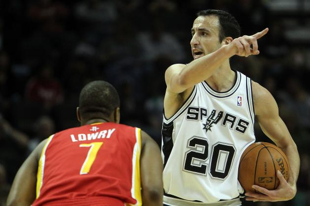 NBA Playoffs: Best First-Round Matchup for the San Antonio Spurs
