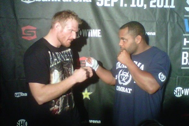 UFC 146: Could Overeem 's Failed Drug Test Alter the Strikeforce Grand Prix?