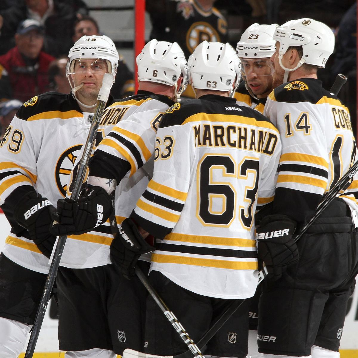 Bruins Playoff Schedule 2012: Odds & Predictions For