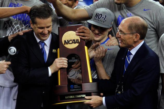 Kentucky Basketball: Reflecting on Championship No. 8