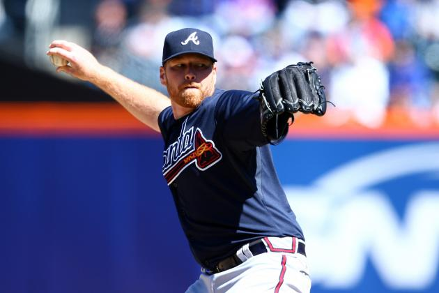 Atlanta Braves: Tommy Hanson's Drop in Velocity a Positive?