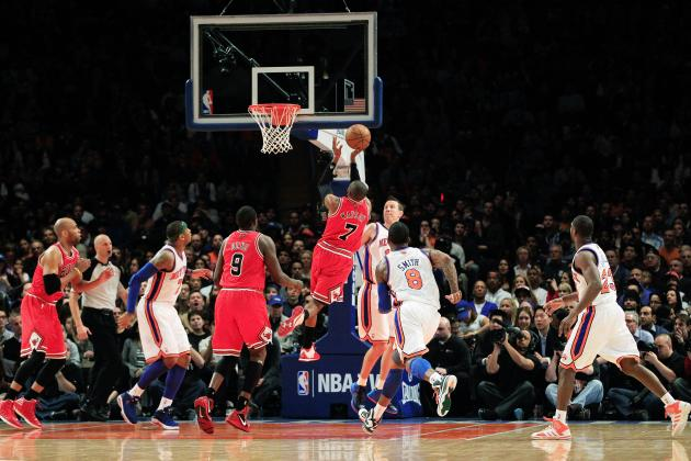 2011-12 NBA Season: How the New York Knicks Can Make the Playoffs