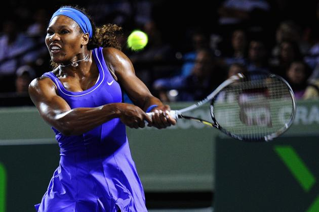 Serena Williams wins Family Circle Cup title