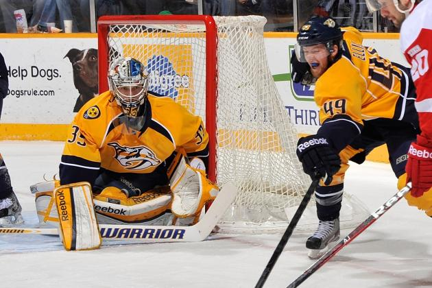 NHL Playoffs 2012: Goalies Who Will Carry Their Team to a Stanley Cup