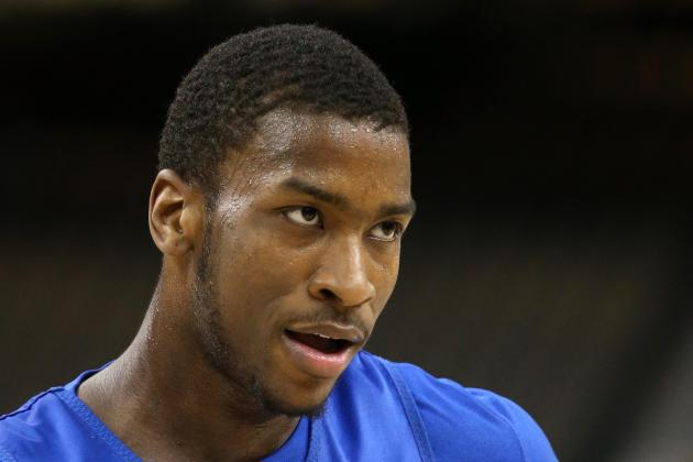 NBA Mock Draft 2012: Where Michael Kidd-Gilchrist and Elite Studs Will Land