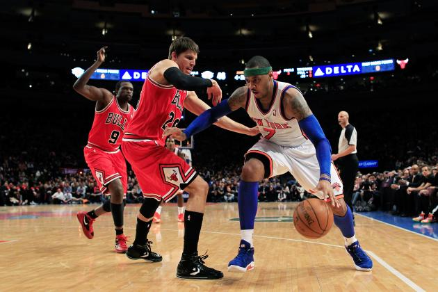 Bulls vs. Knicks: Video Highlights, Twitter Reaction, Grades and More
