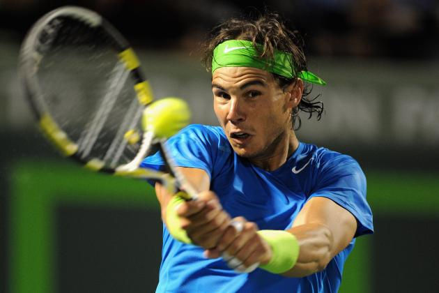 Fantasy Tennis: Crafting the Ultimate Player, Part 2:  Fitness of Rafael Nadal
