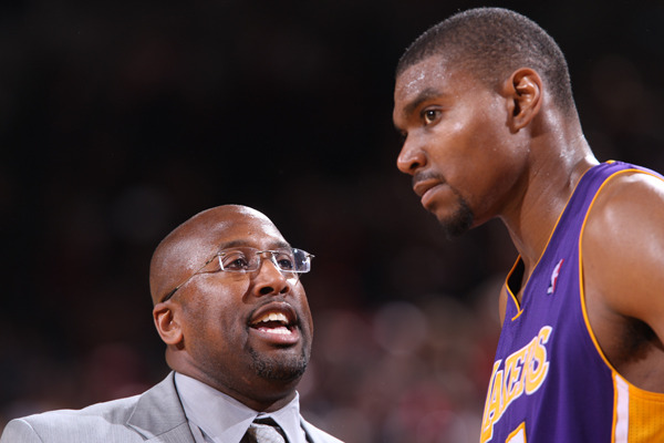 Andrew Bynum: Mike Brown Must Suspend Los Angeles Lakers Center Now