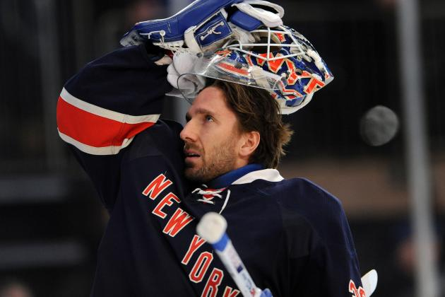 NHL Playoffs Predictions 2012: Henrik Lundqvist Must Lead Rangers to Victory