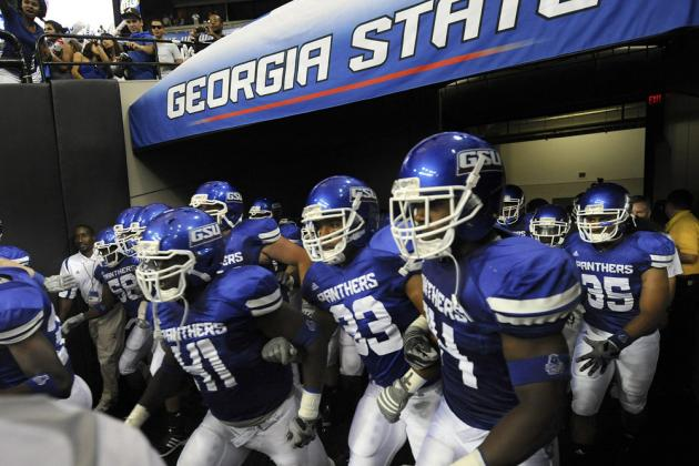 Georgia State: Panthers Will Leave CAA for Sun Belt
