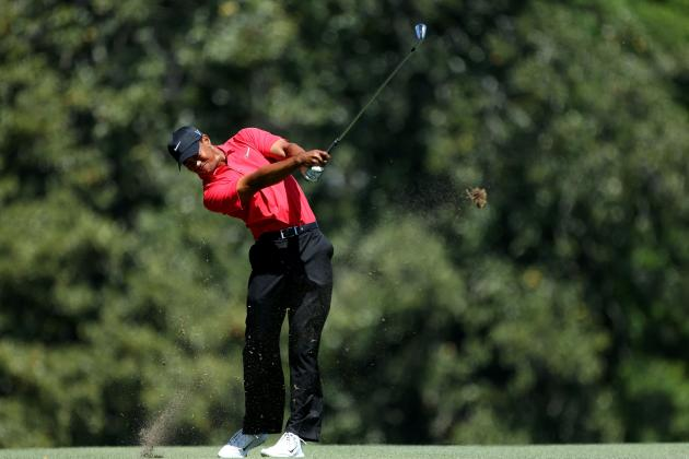 Tiger Woods: Masters 2012 Review and What Lies Ahead