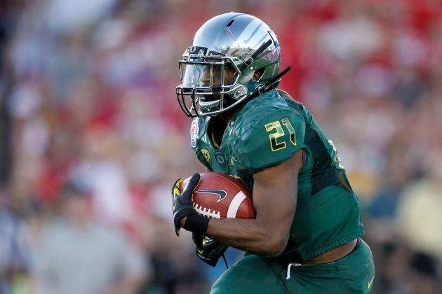 Redskins Draft 2012: LaMichael James and the Third Round Pick