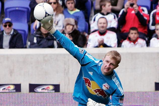 New York Red Bulls: Ryan Meara Solidifies the Goalie Position
