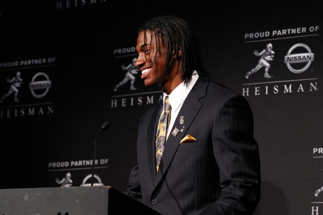 2012 NFL Draft: Why Robert Griffin III Will Have Better Career Than Andrew Luck