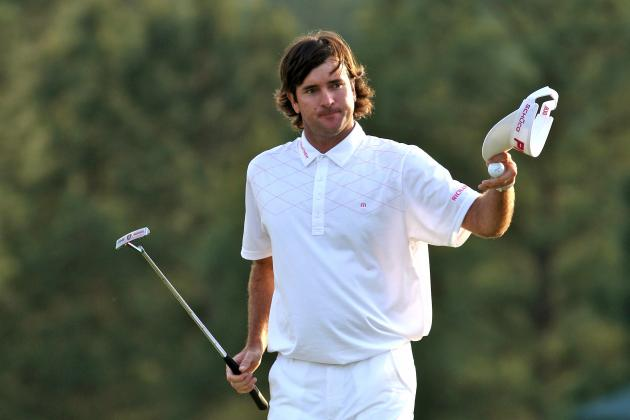 Masters 2012 Leaderboard: Latest Live Scores, Results and Analysis