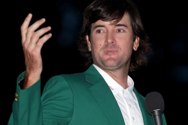 Masters 2012: With Major Victory, Has Bubba Watson Become Golf Star?