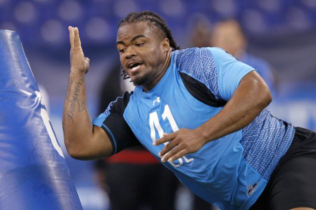 Kansas City Chiefs 2012 NFL Draft: Luke Kuechly or Dontari Poe in 1st Round?
