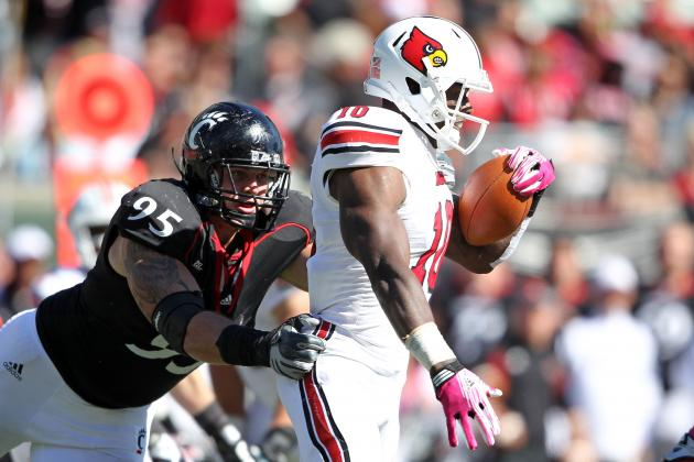 Cincinnati Bearcats Football: Derek Wolfe Moving Up Draft Board