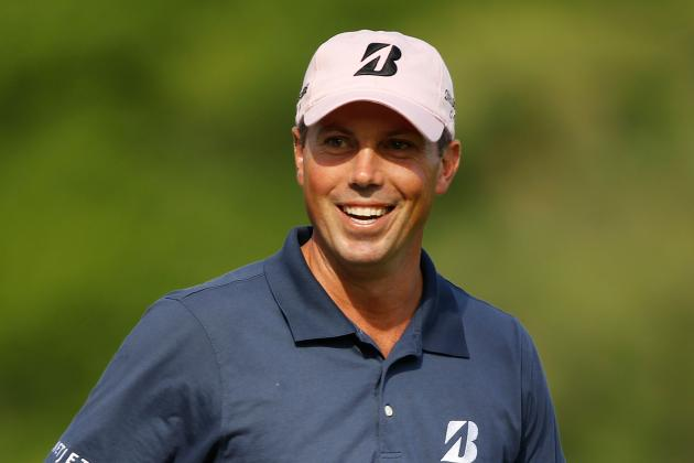 Masters Results 2012: Matt Kuchar Proves He Will Have a Strong Year