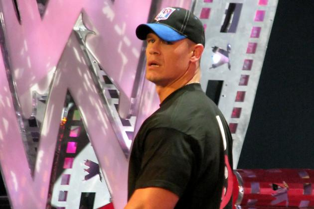WWE: Why It Is Impossible to Rally Behind John Cena's Character