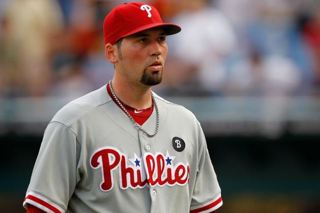 Philadelphia Phillies: When Will the Team Give Up on David Herndon?