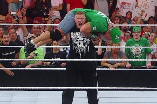 WWE Raw Preview: Brock Lesnar, CM Punk/Chris Jericho, 3 Stooges and More
