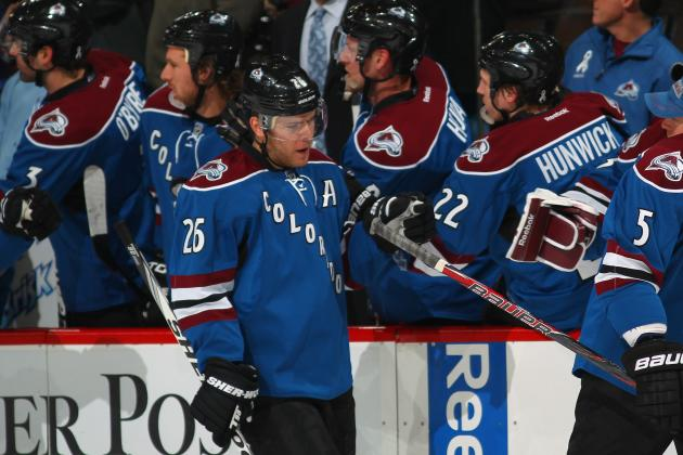 Colorado Avalanche: Reflecting on the 2011-2012 NHL Season