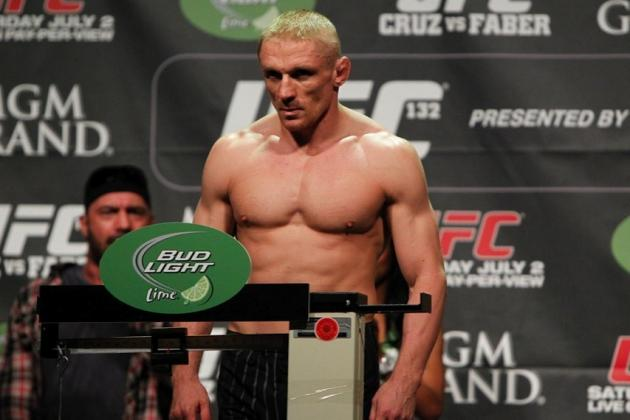 Dennis Siver Predicts 2nd Round TKO, Talks 145 Debut and More