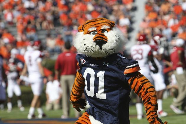 Auburn Football 2012: On to A-Day and Moving Toward the Fall