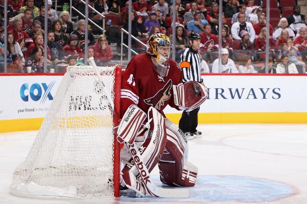 Stanley Cup Playoffs: Coyotes Look to Advance Beyond Opening Round