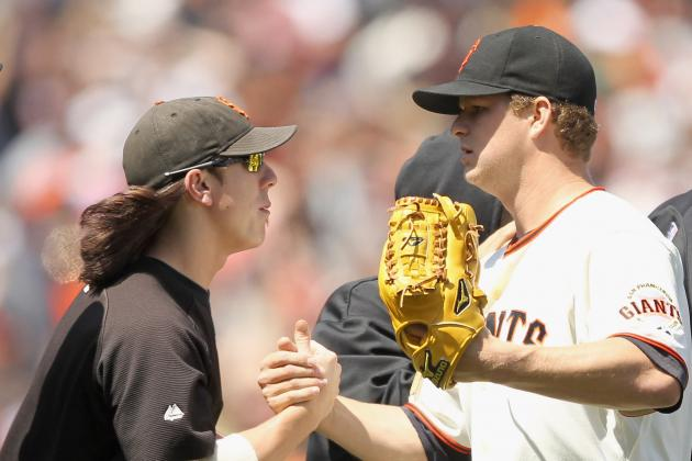San Francisco Giants: What Does Matt Cain's Extension Mean for Tim Lincecum?