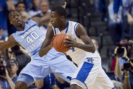 NBA Draft 2012: Comparing Michael Kidd-Gilchrist and Harrison Barnes
