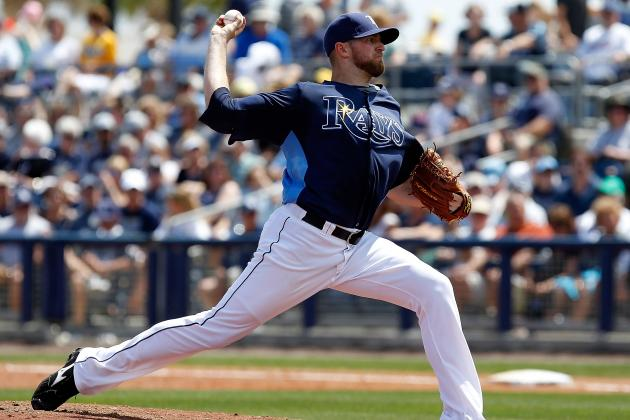 Have the Tampa Bay Rays Been Too Hesitant to Trade Their Starting Pitching?