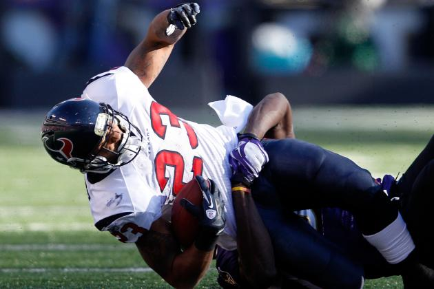 Advanced Stat of the Week: Houston Texans' Arian Foster and Success Rate