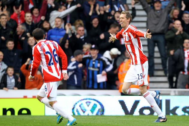 Euro 2012: Should Peter Crouch Be Back in the England Squad This Summer?