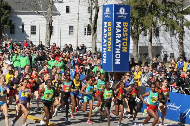 Boston Marathon 2012: Route, Start Time, Date and TV Info