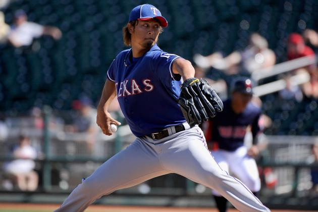 Texas Rangers: The Anticipation of Pitcher Yu Darvish's Debut