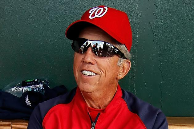Nationals: Is Manager Davey Johnson a Gambler? Tim McCarver Thinks He Is