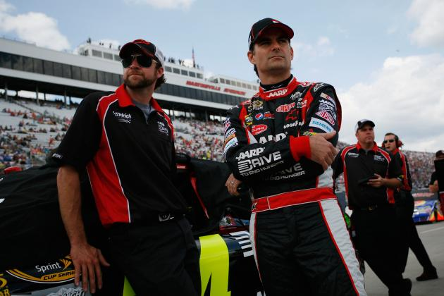 Jeff Gordon: Why the No. 24 Got Robbed at Martinsville