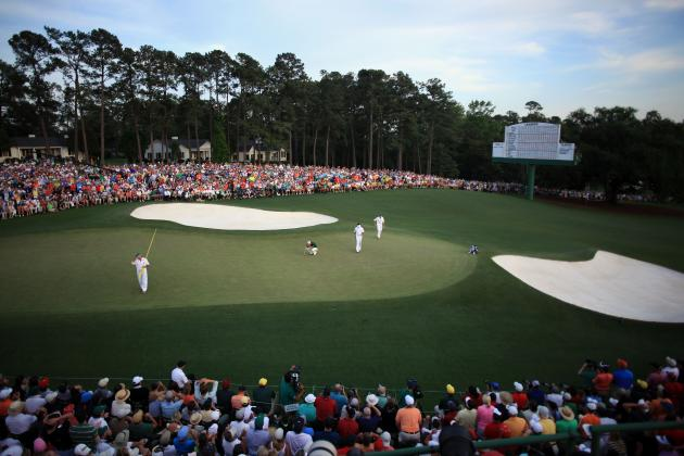 Masters 2012: 10 Biggest Busts