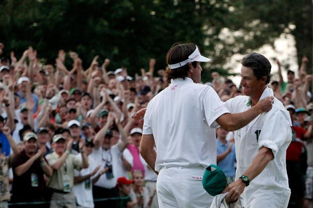 Masters Results 2012: Bubba Watson's Emotional Win Is Inspiration for Golf Fans
