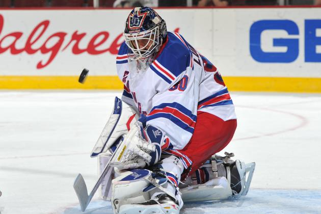 NHL Playoff Bracket 2012: Top Teams that are Ready to Roll in Round 1