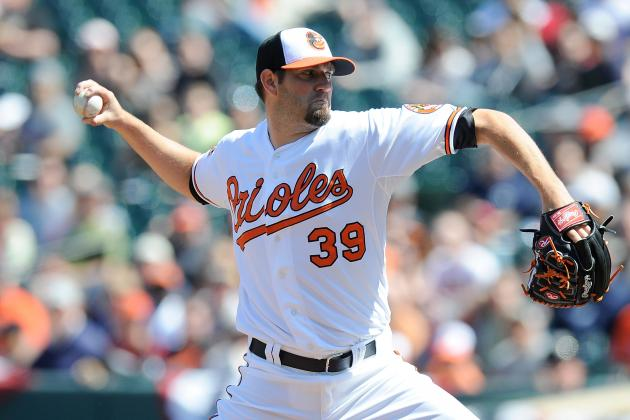 Baltimore Orioles Get 3 Quick Wins with Quality Starting Pitching