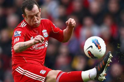 Charlie Adam: Why the Midfielder Has Been a Complete Flop at Liverpool