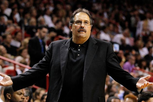 NBA Rumors: Latest on Potential Candidates to Replace Stan Van Gundy