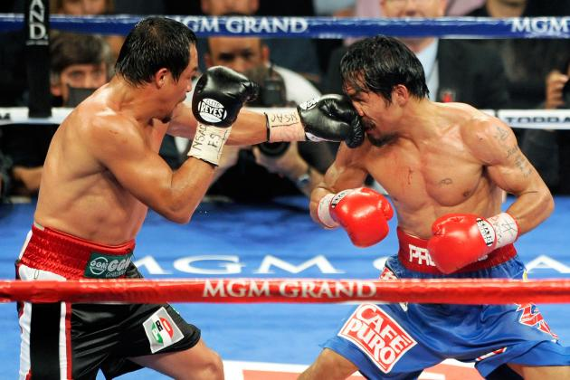 Manny Pacquiao Feels That Nobody Wants to See Marquez Rematch Yet
